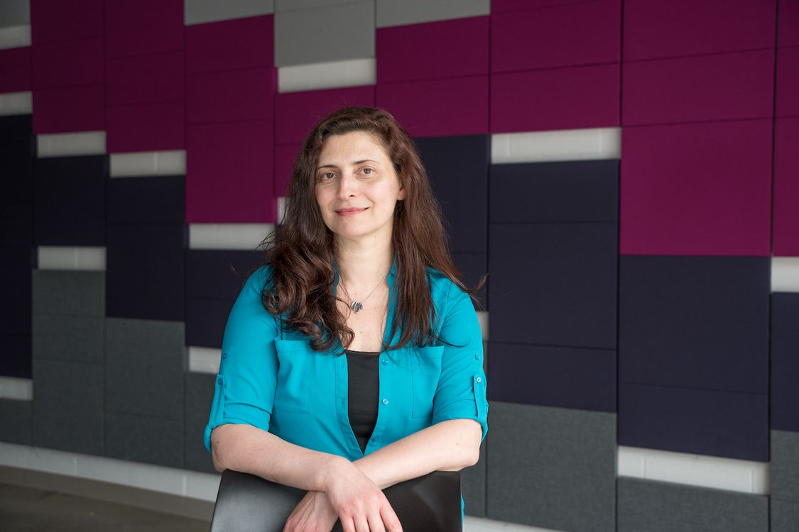 AI: a long and winding road. Portrait of Researcher Irina
