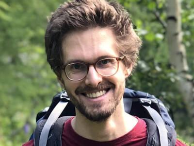 A picture of Adam Coogan